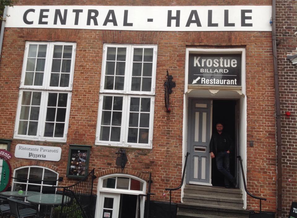 Central Halle ApS